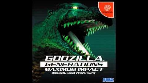 SMG-IInd Theme - Godzilla Generations Maximum Impact