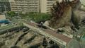 Shin Godzilla - Before & after CGI effects - 00029