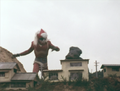 Go! Godman - Episode 6 Godman vs. Gorosaurus - 23 - Smack!