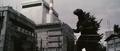 Godzilla vs. Megaguirus - Godzilla attacks Tokai Village, 1966