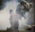 GVH - Godzilla About to Slam Hedorah
