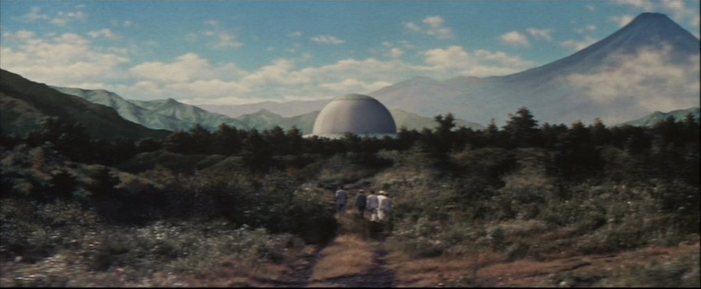 Mysterian Dome