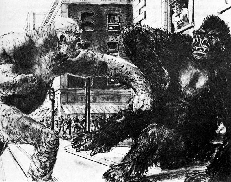 King Kong vs. Prometheus