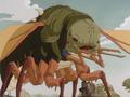 Megapede form 2