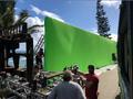 GvK Shooting - Battery Cooper green screen