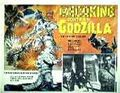 Godzilla vs. MechaGodzilla Poster Mexico 2