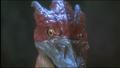 Fire Rodan's face closeup