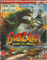 Godzilla Destroy All Monsters Melee Prima Strategy Guide