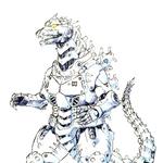 Concept Art - Godzilla Against MechaGodzilla - Kiryu 52.png