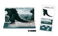 Godzilla Planet of the Monsters - Acrylic Godzilla diorama