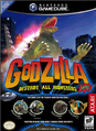 Godzilla destroy all monsters melee gamecube promo
