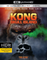 Kong Skull Island - 4K Ultra HD + Blu-ray + Digital