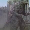 Godzilla vs. Megaguirus - Gojira