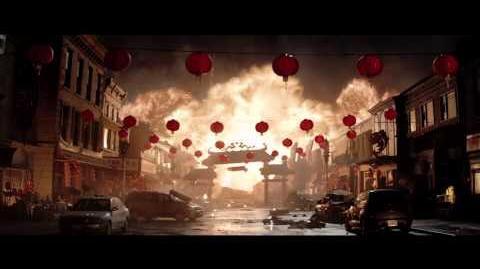 「GODZILLA ゴジラ」TVCM15秒 上映中タイプ