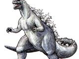 Godzilla (TRoG)/Gallery