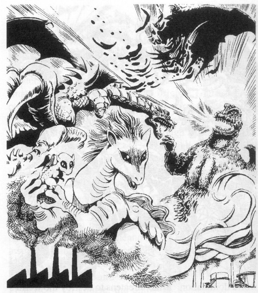 Godzilla vs. Redmoon