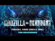 Godzilla vs Kong Official Soundtrack - Pensacola, FL (Godzilla Theme) - Tom Holkenborg - WaterTower