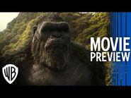 Godzilla vs. Kong - Full Movie Preview - Warner Bros