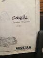GODZILLA 1994 Concept 2