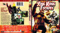 Godzilla Movie DVDs - King Kong Escapes Blu-Ray -Universal Home Entertainment-