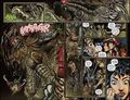 Godzilla Rulers of Earth Issue 25 pgs 4-5