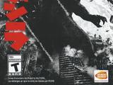Godzilla (2014 video game)