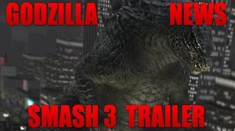 GODZILLA - Smash 3