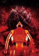 Godzilla Singular Point Volume 3 Cover 01