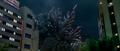 Godzilla vs. Megaguirus - Godzilla attacks Nakanoshima, Osaka 3