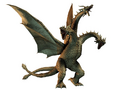 King Ghidorah in Godzilla Unleashed game of 2007