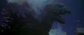 Godzilla vs. Megaguirus - Godzilla attacks Nakanoshima, Osaka 7