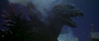 Godzilla vs. Megaguirus - Godzilla attacks Nakanoshima, Osaka 7.png