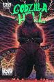 GODZILLA IN HELL Issue 1 CVR RE Comic-Con