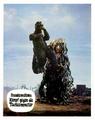 Godzilla vs. Hedorah Lobby Card Germany 5