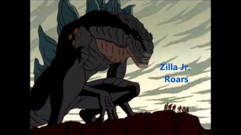 Zilla Jrs' Schrei