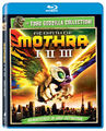 Sony Toho Godzilla Collection Blu-Rays - Rebirth of Mothra I II and III