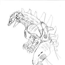 Concept Art - Godzilla Against MechaGodzilla - Kiryu 44.png