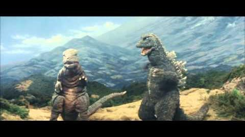 Destroy All Monsters (1968) Japanese Theatrical Trailer HD