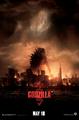 Godzilla 2014 Poster No Crew