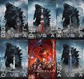 Godzilla City on the Edge of Battle - Godzilla vs A lot of towns