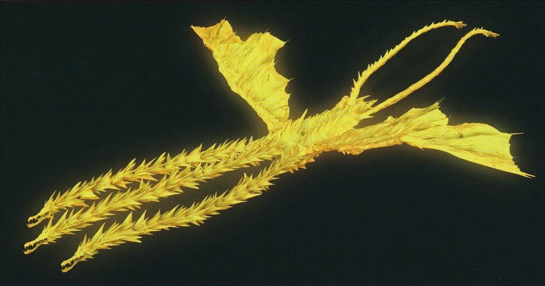 King Ghidorah (AniGoji continuity)