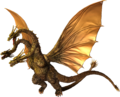 PS3 Godzilla King Ghidorah Full
