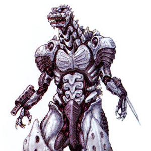 Concept Art - Godzilla Against MechaGodzilla - Kiryu 6.png