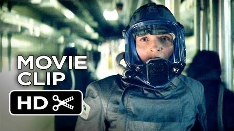 Godzilla Movie CLIP - You Need To Get Out Of There (2014) - Juliette Binoche Movie HD