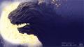 Godzilla Planet of the Monsters - Godzilla (2017) MonsterArts concept art piece
