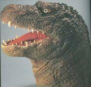 Godzillasaurus Head