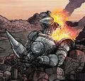 M.O.G.U.E.R.A. in Godzilla in Hell