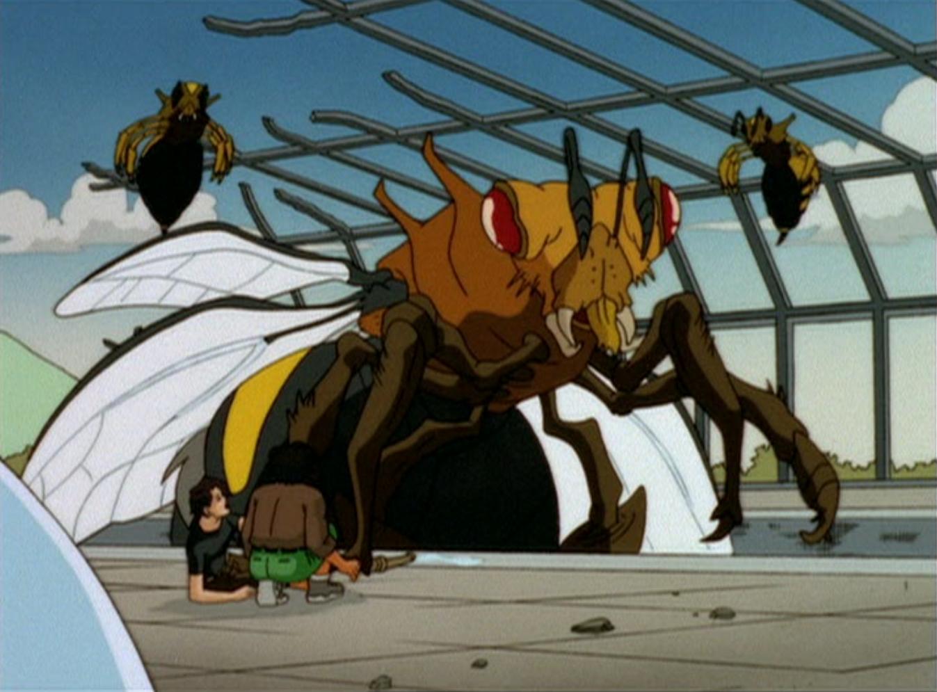 Giant Mutant Bee