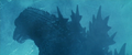 Godzilla Final Wars - 1 Godzilla Is Frozen