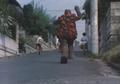 Iho chasing children